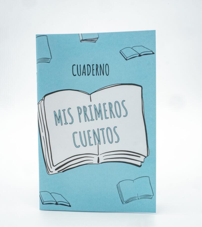Cuaderno mis primeros cuentos
