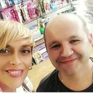 Fernando Romero Asenjo y Montse Jiménez