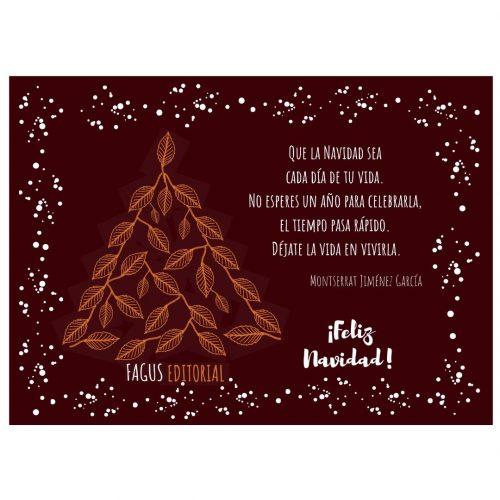 Postal Montse Navidad